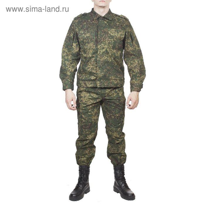 Костюм летний МПА-24 (Спецназ) КМФ зеленая цифра тк. Мираж 50/3