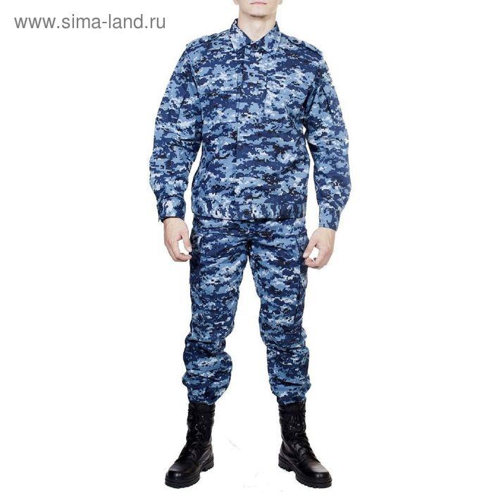 Костюм летний МПА-24 (Спецназ) КМФ с/г цифра тк. Мираж 52/4