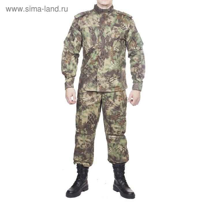 Костюм летний МПА-04 (НАТО-1) КМФ питон лес Мираж 58/4