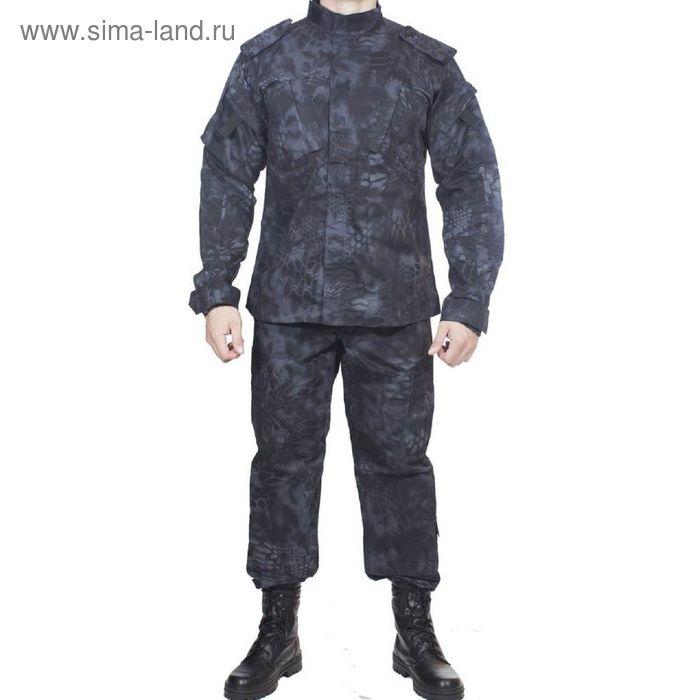 Костюм летний МПА-04 (НАТО-1) КМФ питон ночь Мираж 58/6