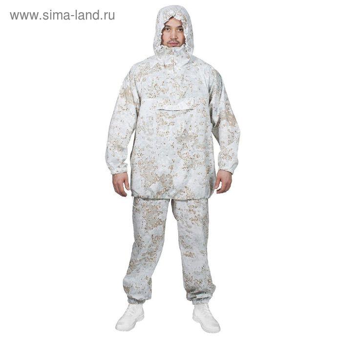 Костюм маскировочный МПА-43 pencott снег 50/5