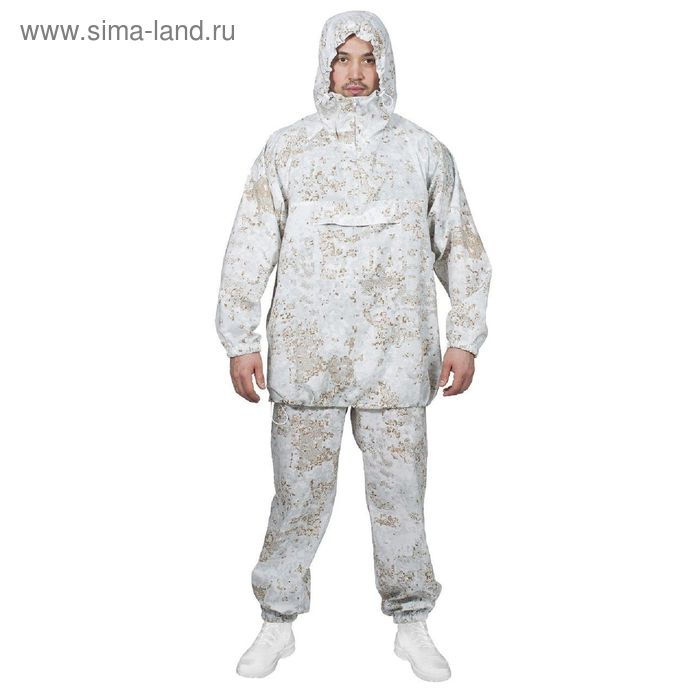 Костюм маскировочный МПА-43 pencott снег 56/4