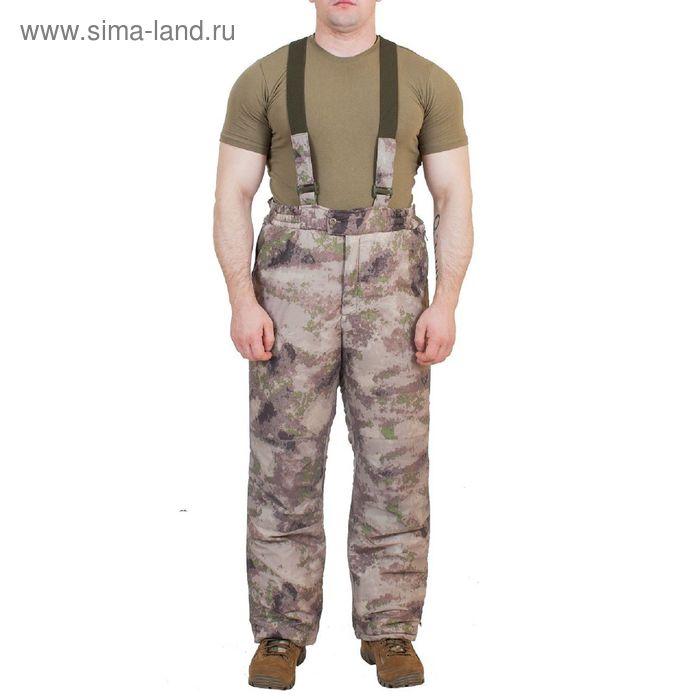 Брюки МПА-48-01 д/с (рип-стоп) песок 60/4