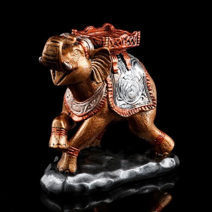 """Сувенир """"Слон"""" цветной"""