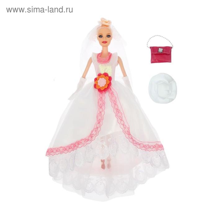 """Кукла """"Изабэль"""" в бальном платье, МИКС в пакете"""