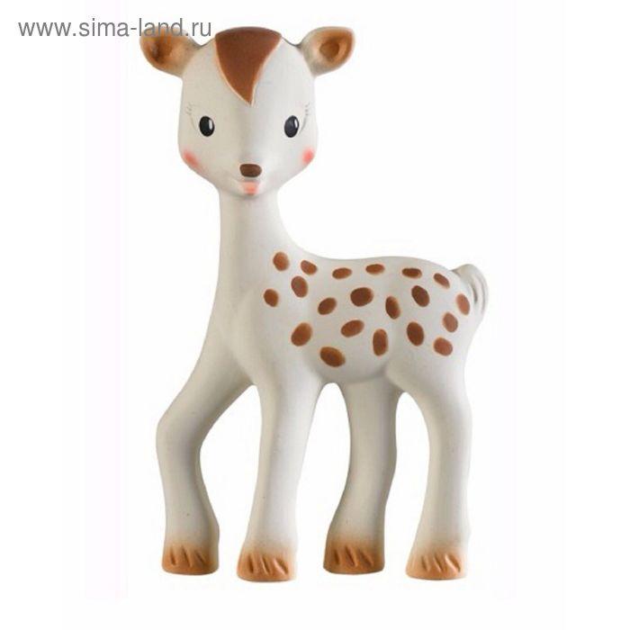 Развивающая игрушка Vulli «Оленёнок Фанфан», от 0 мес.