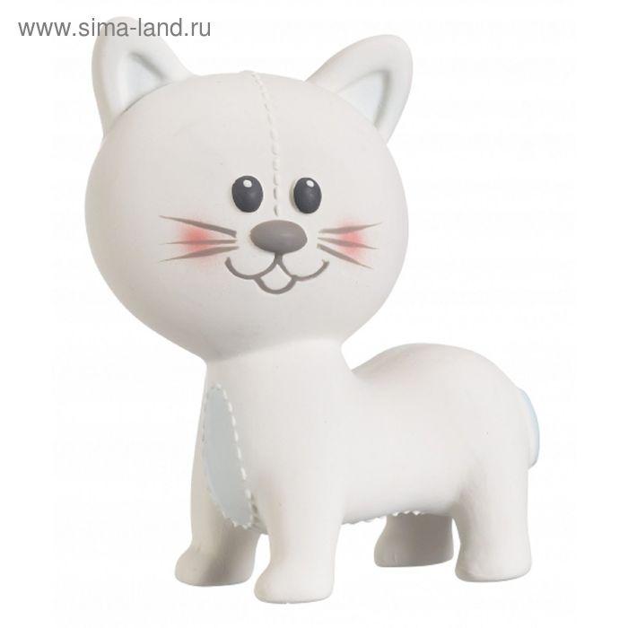 Развивающая игрушка Vulli «Котёнок Лазар», от 0 мес.