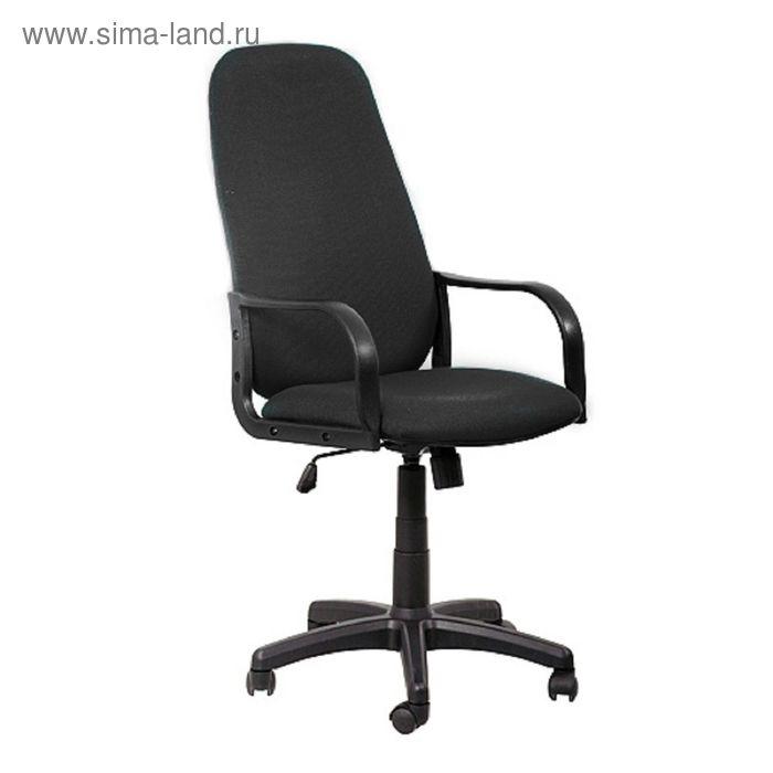Кресло руководителя Siluet DF PLN C38 серый