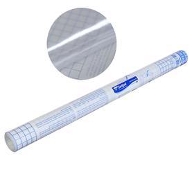 Пленка самоклеящаяся прозрачная бесцветная для книг и учебников 0.45*2.0 м, 50мкм Sadipal 12839
