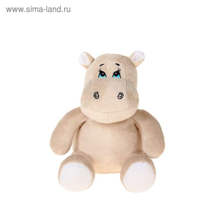 Мягкая игрушка «Бегемотик Малыш»