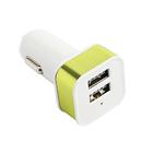 Автомобильное зарядное устройство 2 USB 1,1 А и 2,1 А микс
