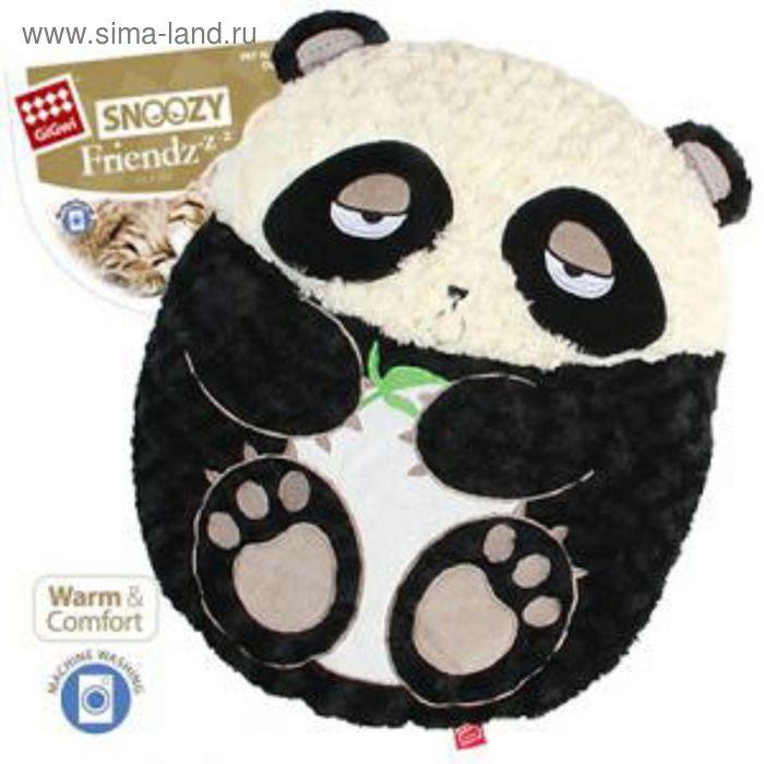 """Лежанка GiGwi с дизайном """"Панда"""", 57 см"""
