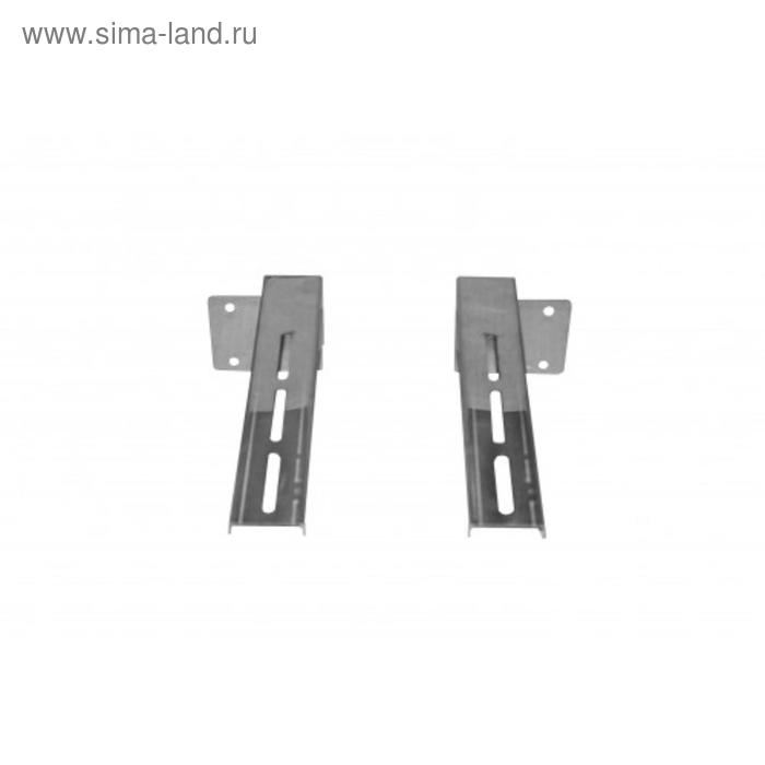 Штанга Феррум для стенового хомута нерж.AISI 430, L=250 мм, пара
