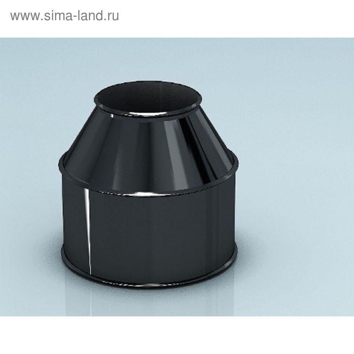 Оголовок Agni эмалированный, без зонта, d-120/200