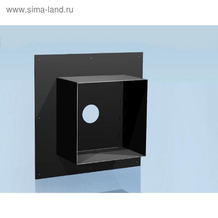Разделка Agni потолочная, термостойкая эмаль 0,8 d-120, 500х500