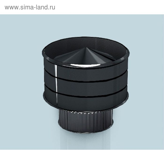 Дефлектор Agni эмалированный, 0,8, d-120, по воде