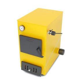 Котел водогрейный Термофор Ташкент Электро, 16кВт, АРТ, ТЭН 6 кВт, желтый