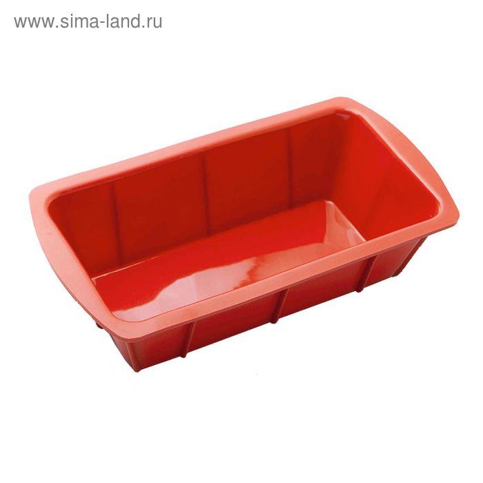 Форма для выпечки, цвет оранжевый