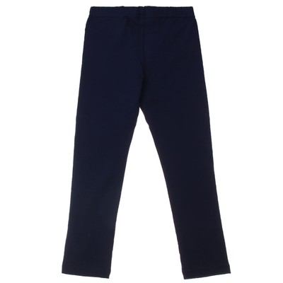 """Легинсы для девочки """"Высокий стиль"""", рост 116 см (60), цвет тёмно-синий ДРЛ894804_Д"""