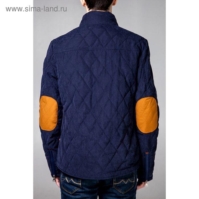 Куртка мужская демисезонная, размер 48, цвет синий DG 123-100