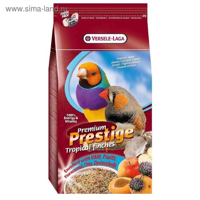 Корм VERSELE-LAGA  Prestige PREMIUM Tropical Finches для экзотических птиц, 1 кг