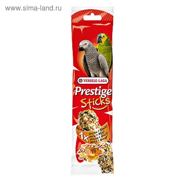 Палочка VERSELE-LAGA Prestige для крупных попугаев, с орехами и медом 1х70 г