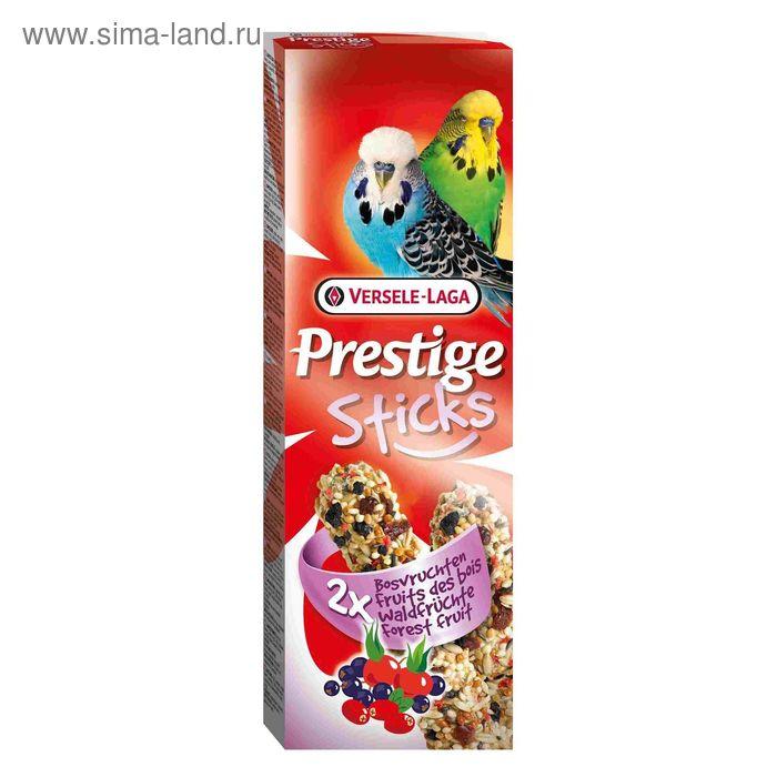 Палочки VERSELE-LAGA Prestige для волнистых попугаев, с лесными ягодами, 2х30 г