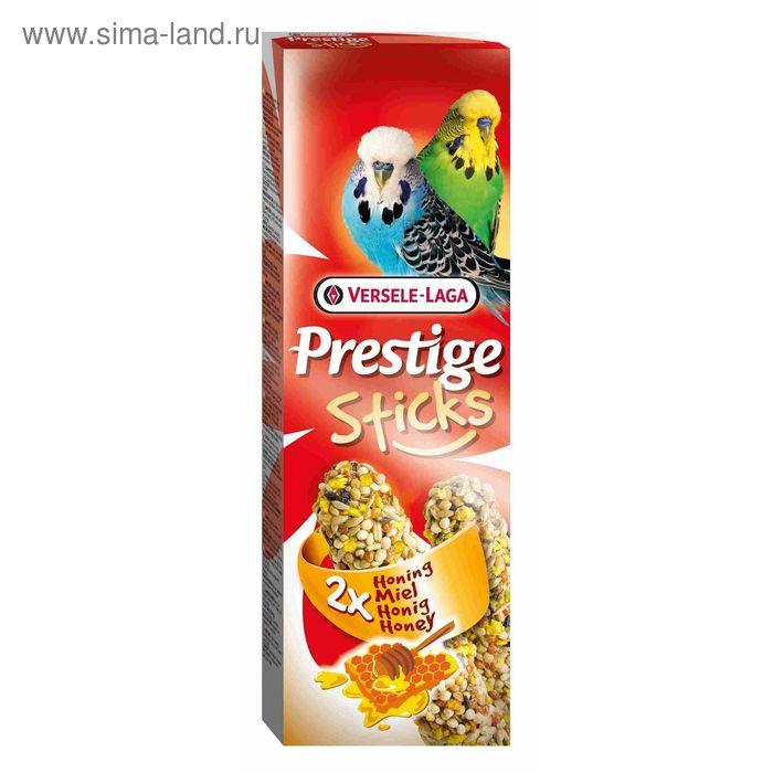 Палочки VERSELE-LAGA Prestige для волнистых попугаев, с медом, 2х30 г