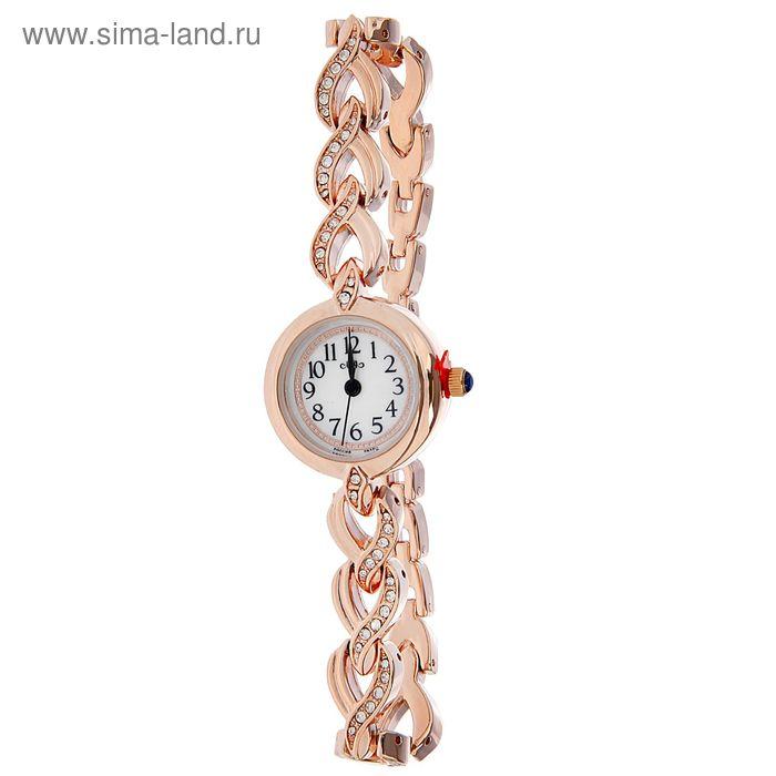 """Часы наручные женские """"Каприз"""" кварцевые модель 549-8-2"""