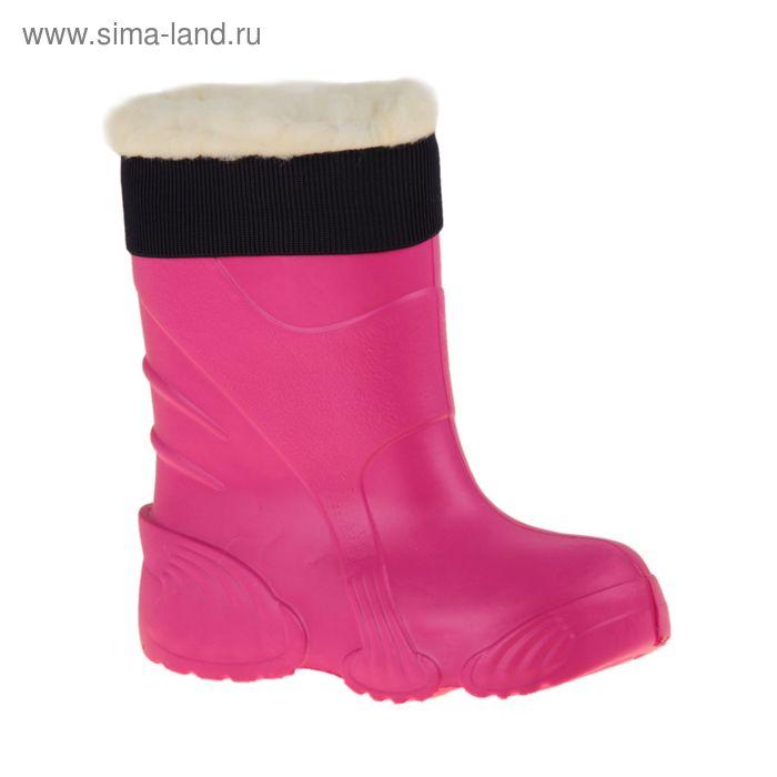 Сапоги детские утепленные Reflex (розовый) (р. 32/33)