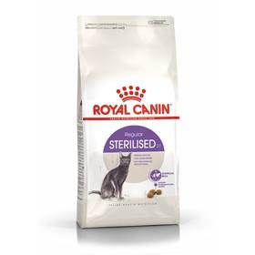 Сухой корм RC Sterilised 37 для  стерилизованных кошек, 2 кг