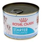 Влажный корм RC Starter Mousse  для кормящих собак и щенков, ж/б, 195 г