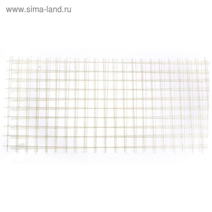 Сетка кладочная стеклопластиковая диаметр 2,5мм  1500*500 ячейка 50*50