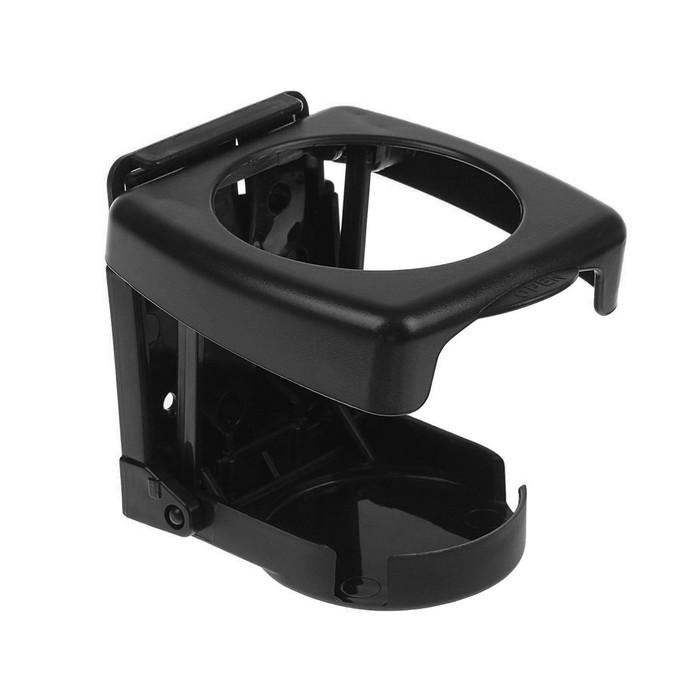 Подстаканник для автомобиль Luazon, черный