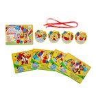 """Мини набор для проведения дня рождения""""Забавы от Винни"""", Медвежонок Винни и его друзья"""