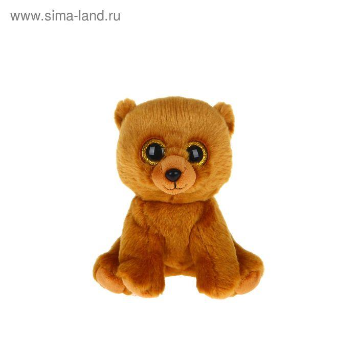 """Мягкая игрушка """"Мишка коричневый Brownie"""", цвет коричневый, 15 см"""