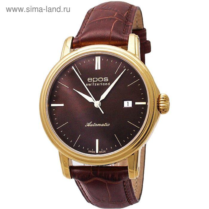 Часы наручные мужские Epos 3390.152.22.17.27