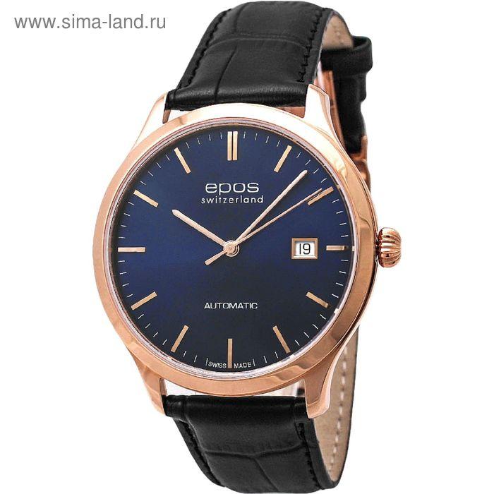 Часы наручные мужские Epos 3420.152.24.16.15