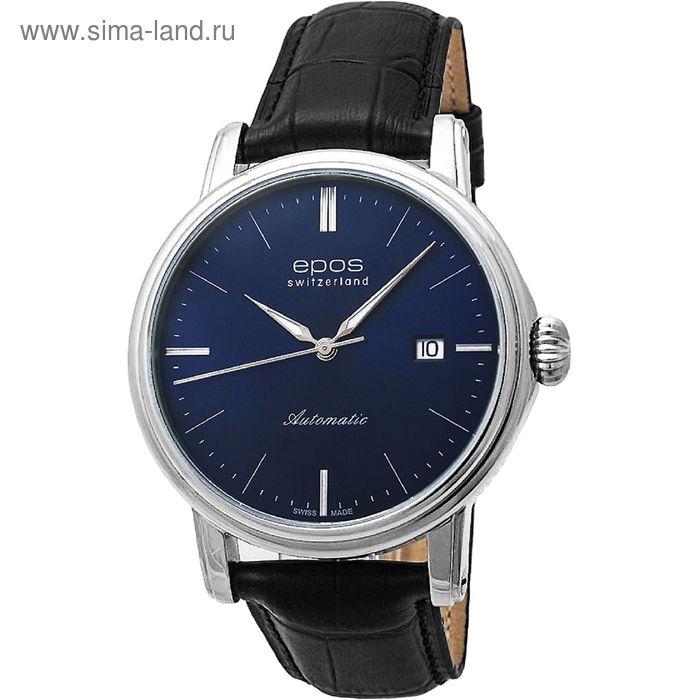 Часы наручные мужские Epos 3390.152.20.16.25