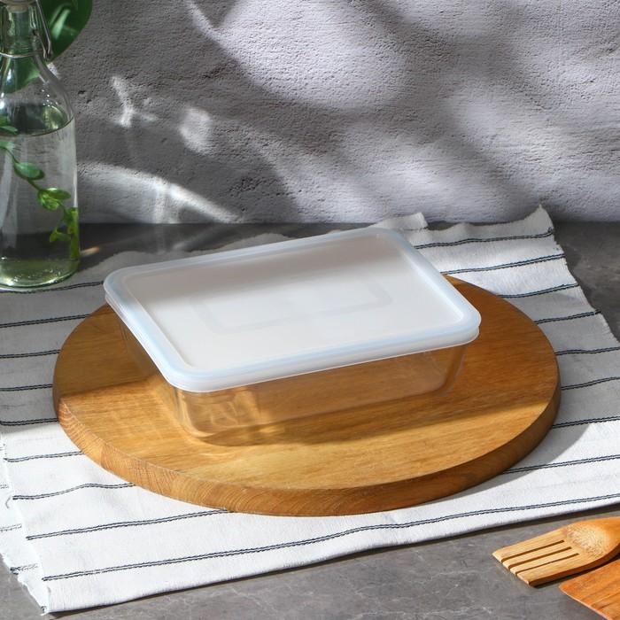 Форма для запекания прямоугольная 1,5 л Pyrex Cook&Store, с крышкой