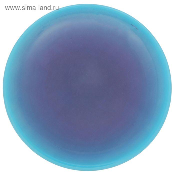 Тарелка десертная d=20,5 см Fizz Ice