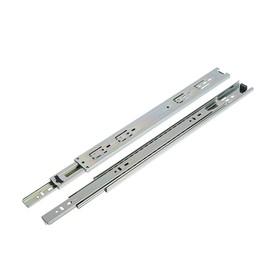 Шариковые направляющие 1042, L=400 мм, H=42 мм, 2 шт.