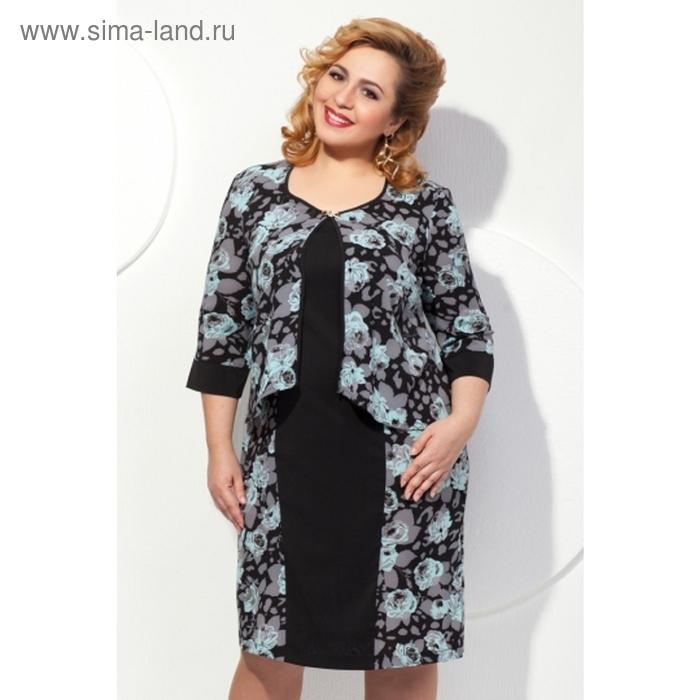 Платье женское, размер 58 П-350/1