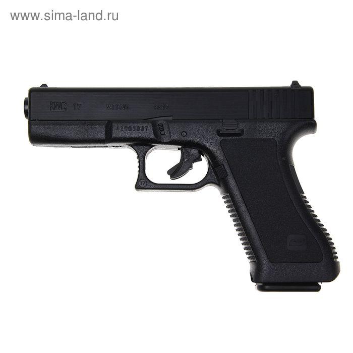 Пистолет софтэйр ASG G17, пружинный кал. 6 мм.