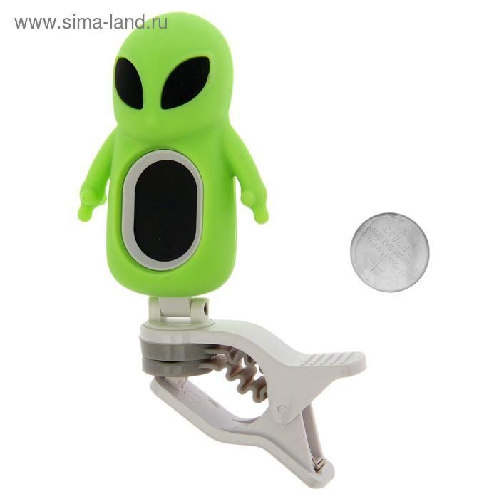 FLIGHT UFO тюнер хроматический, инопланетянин