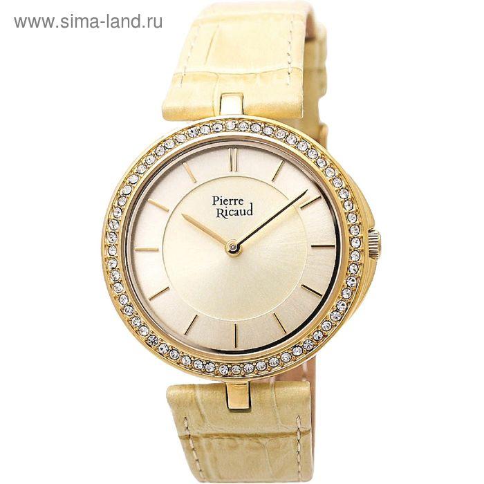 Часы наручные женские Pierre Ricaud P21063.1211QZ
