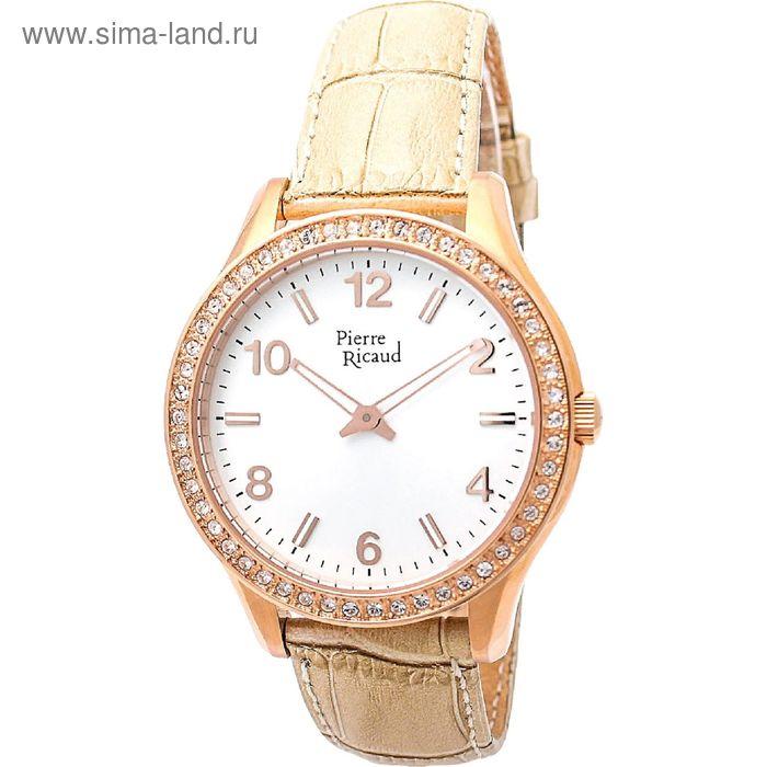 Часы наручные женские Pierre Ricaud P21068.9253QZ