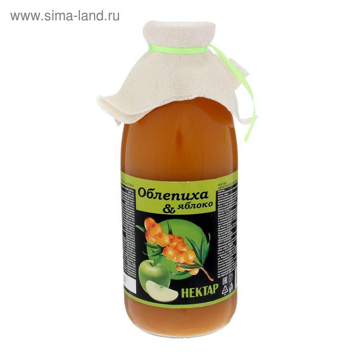 Нектар облепихово- яблочный ТМ Витамин продукт, 750 мл