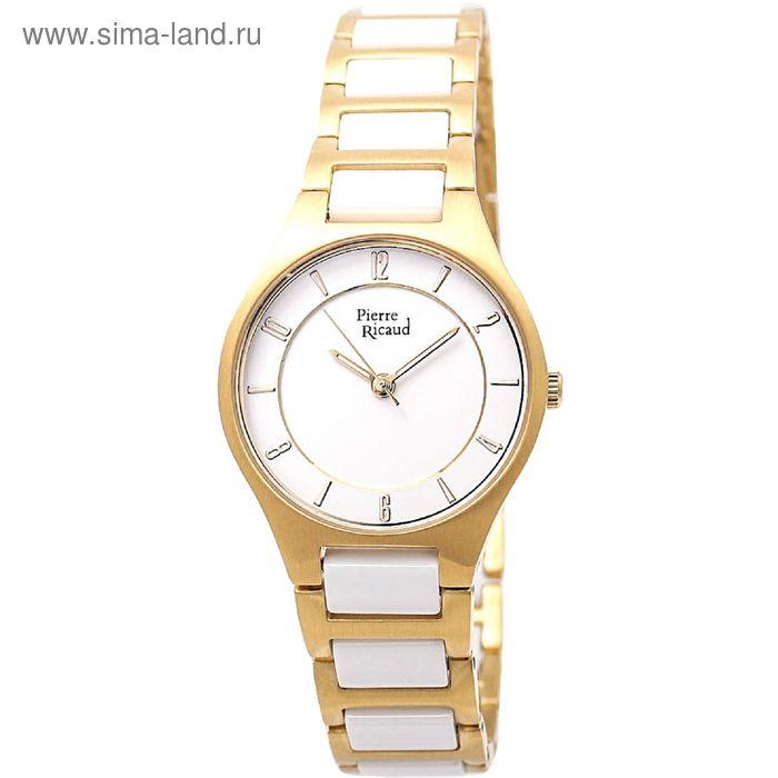 Часы наручные женские Pierre Ricaud P51064.D153Q