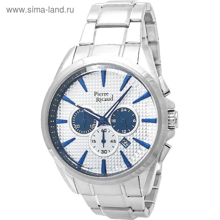 Часы наручные мужские Pierre Ricaud P60017.51B3CH